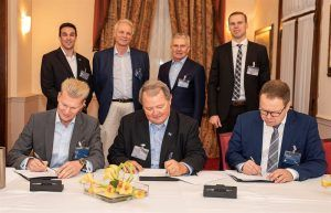 The MoU between Wärtsilä, LUT and NPPD was signed on 13 November.