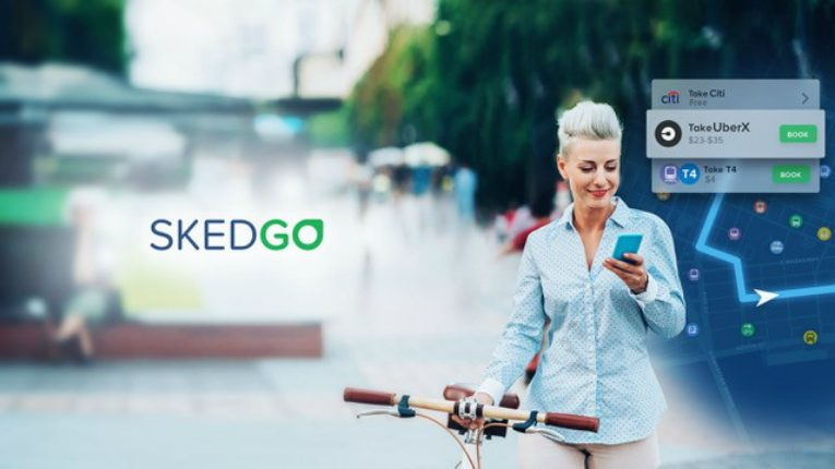 PayiQ and SkedGo are integrating their technologies to offer one mobile app that takes care of all the transport needs of customers.