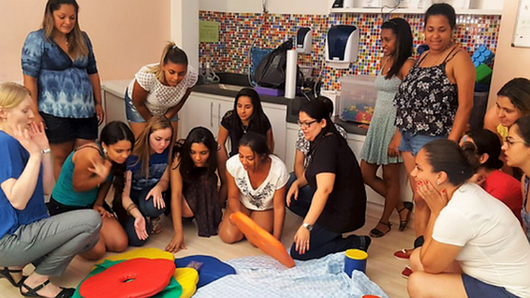 FinlandWay's aim is to help families and children at the stage when learning skills and motivation are developed.
