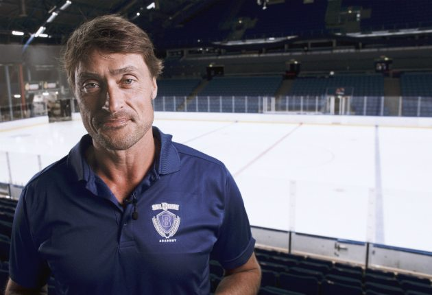 Teemu Selänne is just one of many Finnish professional ice hockey players on board with Gamesaver in China. (Photo: Gamesaver)