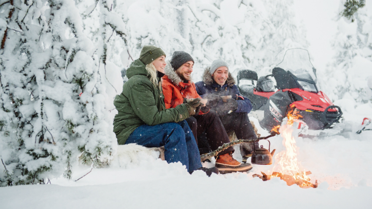 Winter adventures and Lapland are two very good reasons to visit Finland according to tourism numbers.