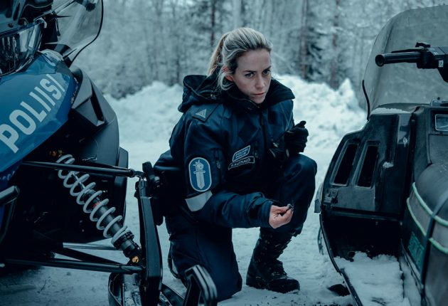 The Finnish crime series 'Arctic Circle,' a co-production with Germany, tapped Finland's 25 per cent cash rebate. (Photo: Bavaria Film)