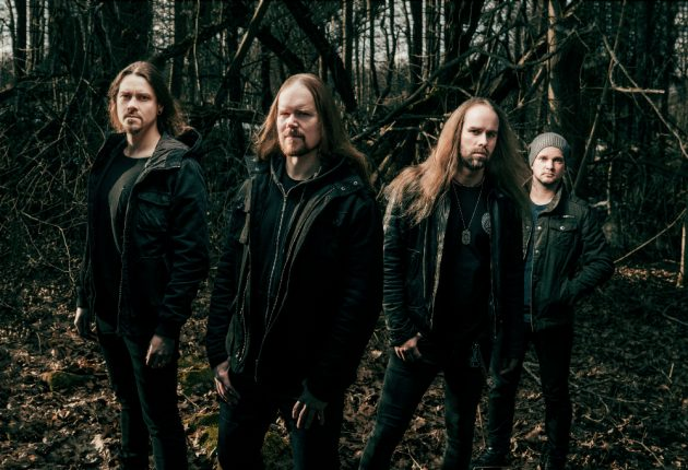 Melodic death metal band Insomnium have begun recording their eighth full-length studio album in Lehmo, Finland. (Photo: Jussi Ratilainen)