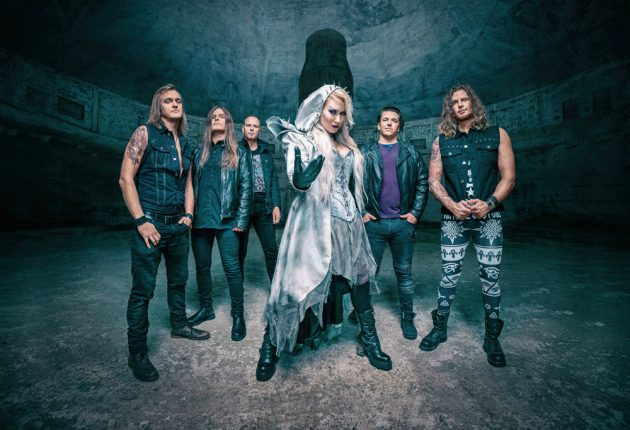 Only in Finland: this summer's esteemed Savonlinna Opera Festival has announced a burst of power metal thanks to local faves Battle Beast. (Photo: Tim Tronckoe)