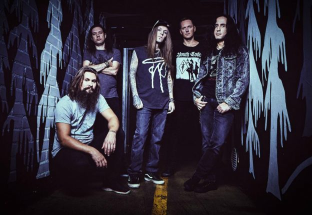 Children Of Bodom bassist Henkka T. Blacksmith reflects on the band's illustrious career in the world of metal. (Photo: Children Of Bodom)
