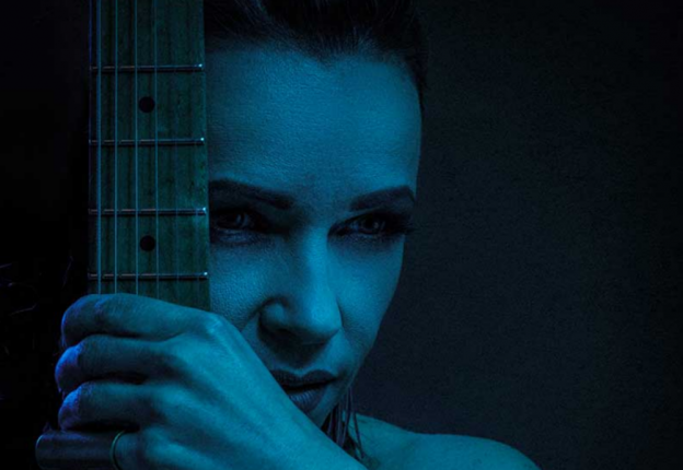 "Finnish slide-guitarist Erja Lyytinen's new album sees her ""stepping into a new territory, musically and spiritually"". (Photo: Erja Lyytinen)"