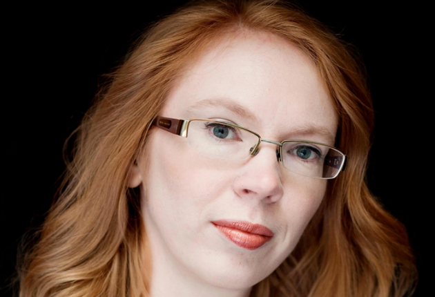 Young adult fantasy novelist Maria Turtschaninoff was one of 13 contemporary Finnish female writers recommended by This is Finland for International Women's Day. (Photo: Karin Lindroos)