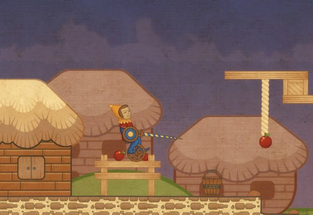 The world's first Monty Python-inspired medieval unicycle adventure, Balancelot, is seeing the light of day thanks to Jestercraft. (Photo: Balancelot)