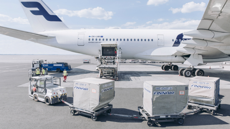 Finnair's COOL cargo hub enables careful and speedy handling of temperature-sensitive, high-value cargo flying between East and West.