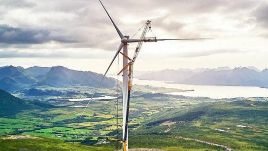Fortum and Nordkraft have set up a joint venture to develop wind power projects in Norway.