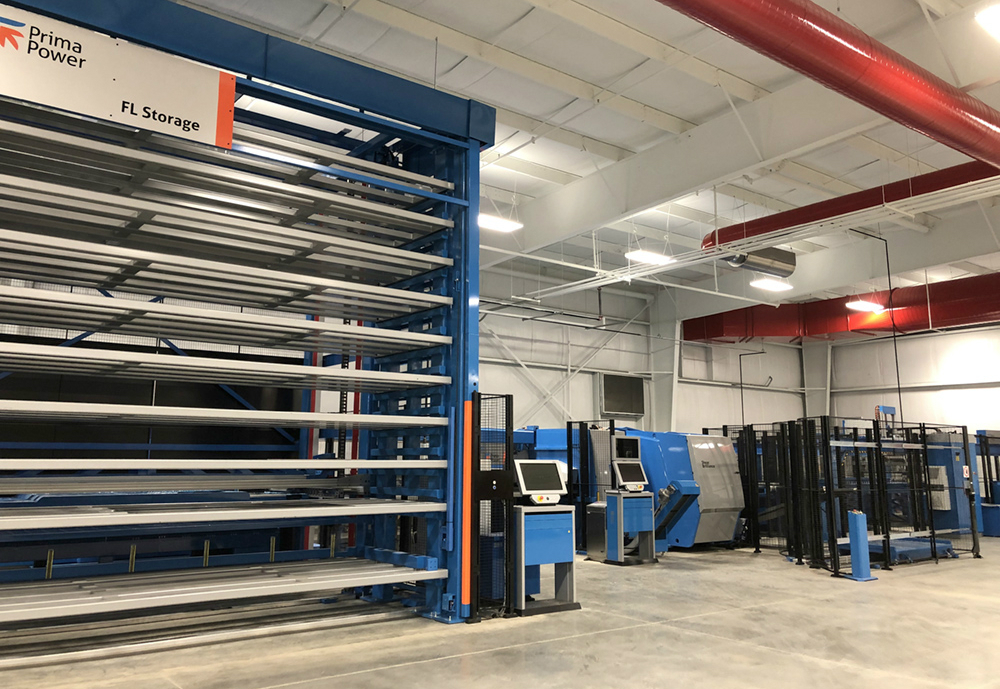 Finnish company Halton is set to open a new 3 700 square metre production unit in close proximity to its existing 8 000 square metre plant in Kentucky, the US. The new factory will focus on the manufacture of air handling units, make-up air units and exhaust air pollution control systems for commercial kitchens. This will allow Halton as part of its growth strategy, to offer customer-oriented total solutions, with which it aims to double its market North and South America. The total investment in the new plant is about 8 million US dollars.