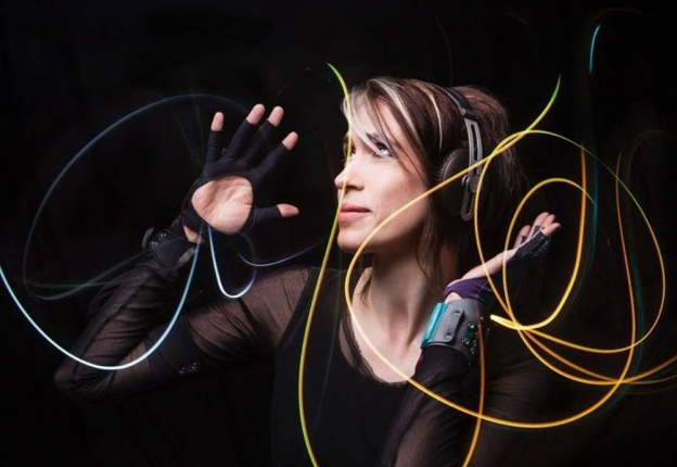 The Finnish Innovation Fund Sitra will finance Grammy-winner Imogen Heap's idea which could rewrite artists' rights in the music industry. (Photo: Facebook/Imogen Heap)