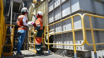 Metso has grown its mining service offering through an acquisition in Chile.
