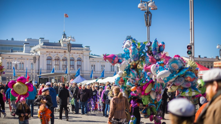 Finnish culture and sports made headlines internationally this week, while the country was out celebrating Vappu (May Day).