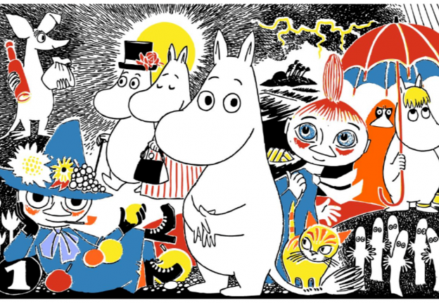 King Features has been chosen as the licensing agency for the Moomin brand in North America. (Photo: Moomin Characters)