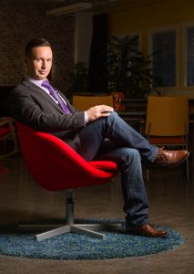 Smilee CEO Teuvo Karppinen and his friends created Smilee to address a problem they themselves had faced in business.