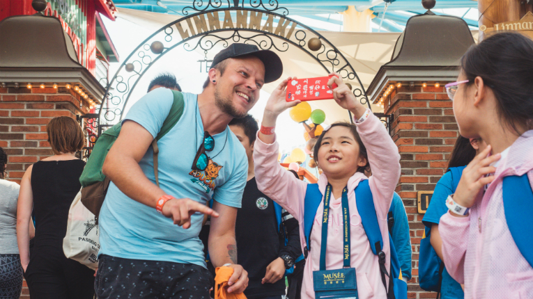 Finnish education export company EduCamp Finland welcomed young Chinese visitors to its first summer camp in Finland.