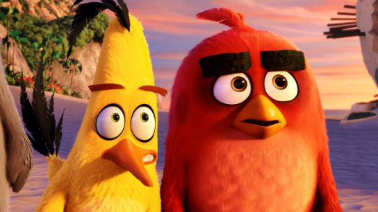 The Angry Birds will feature on planes in Italy ahead of the worldwide release of the new Angry Birds movie sequel.