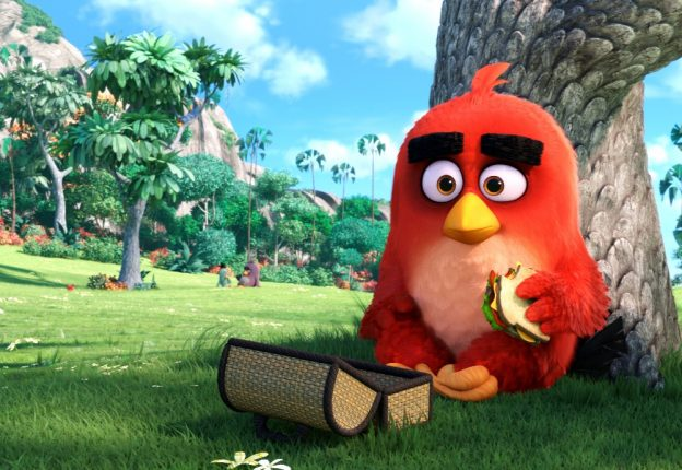 The Angry Birds are back with a sequel to their hit film. (Photo: Rovio)