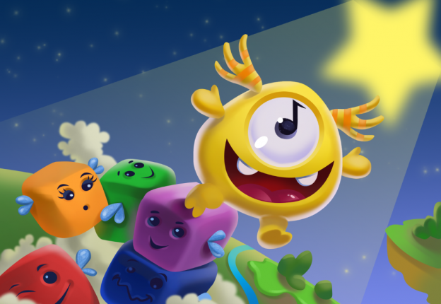 Big Ear Games is a music learning application and the latest venture of Peter Vesterbacka. The game has begun a soft launch in app stores and will aim to gamify music education. (Photo: Big Ear Games)