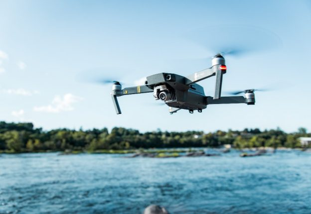 Grab your leotards! The first ever Drone Olympics will be held in Helsinki in September. (Photo: City of Helsinki)