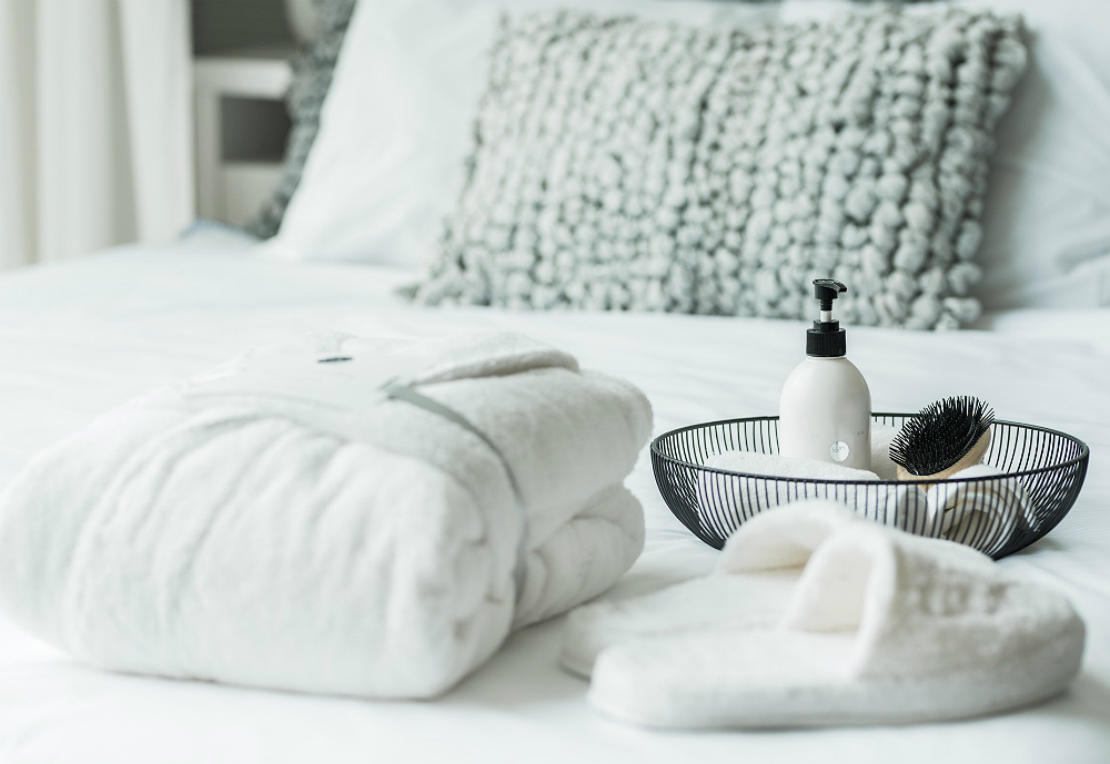Finnish lifestyle brand Luin Living's luxury towel products have been selected for six Fenwick department stores in the UK. The competition for shelf space at the traditional department store is fierce and Luin Living's products are currently the only Nordic brand at Fenwick's home section. The department store was primarily interested in Luin Living's signature hair towels, but after browsing the assortment, it ended up choosing a wide range of Your Home, Your Spa towel products.