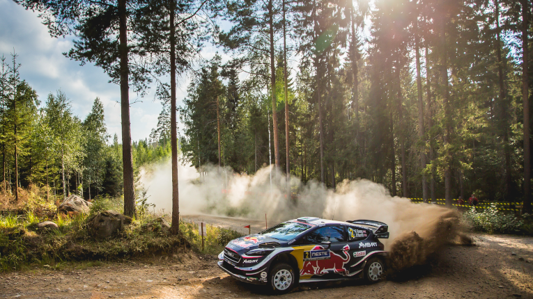 The World Rally Championship has landed in Jyväskylä for the 69th time, bringing in 260 000 people to the lakeside city for a week of gut-wrenching speed in the narrow gravel roads of Central Finland.