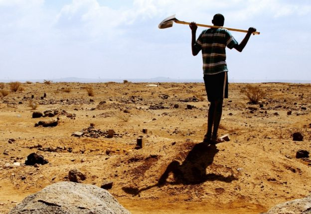 Finnish production company Bufo will begin shooting a Somali-language film called The Gravedigger, which focuses on a Djibouti gravedigger's life-defining story. (Photo: Bufo)