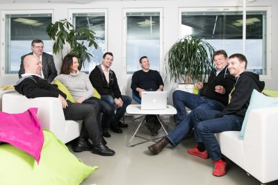 The company was ranked one of Finland's most promising startups earlier this year by Finnish financial publication Talouselämä.