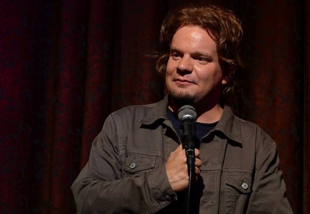 Comedian Ismo Leikola's American takeover is a comedy of errors. (Photo: Facebook/ISMO)
