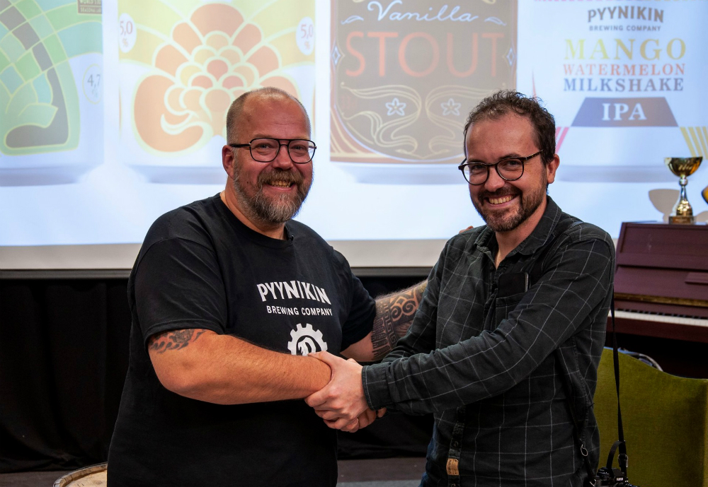 Tampere-based Pyynikin Brewing Company has sealed a considerable export agreement with the Beer52 online shop in the UK. The first order is for 160 000 cans of craft beer, which alone exceeds the total of 3 500 litres exported last year from Finland to the UK. In addition, beer from Finnish microbreweries Maku Brewing and Lumi Brewing will be sold by Beer52.