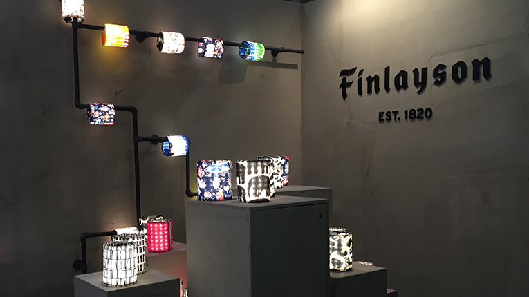 According to Finlayson, there is no need for a lamp to look like a lamp if a new design serves the same purpose even better.