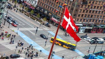 Linkker has signed a 1.3-million-euro deal to deliver electric buses for a bus route in Copenhagen.