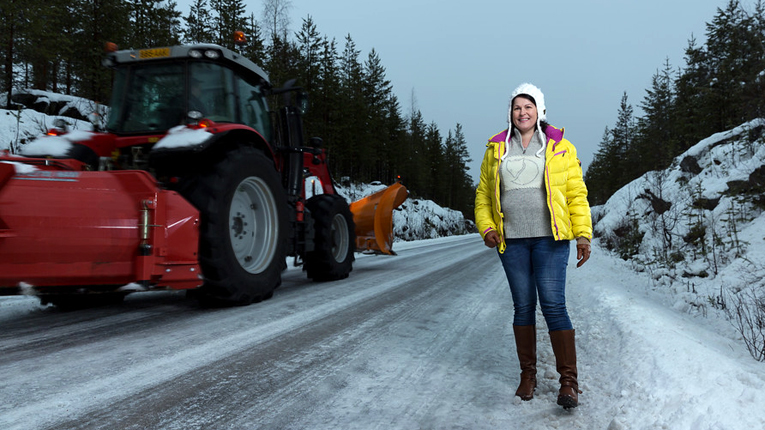 Finland wants to become a world pioneering test and development environment for intelligent automation in transport. Reija Viinanen reminds that automated driving solutions have to also work in winter conditions.