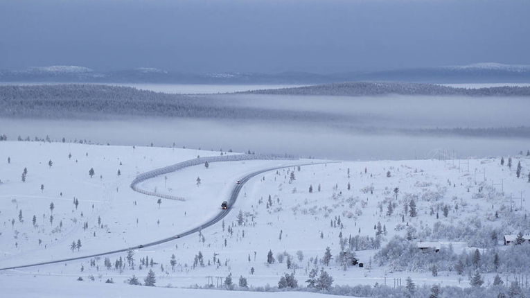 The world's first Arctic test ecosystem for intelligent transport systems and automated driving is being built in Finnish Lapland.