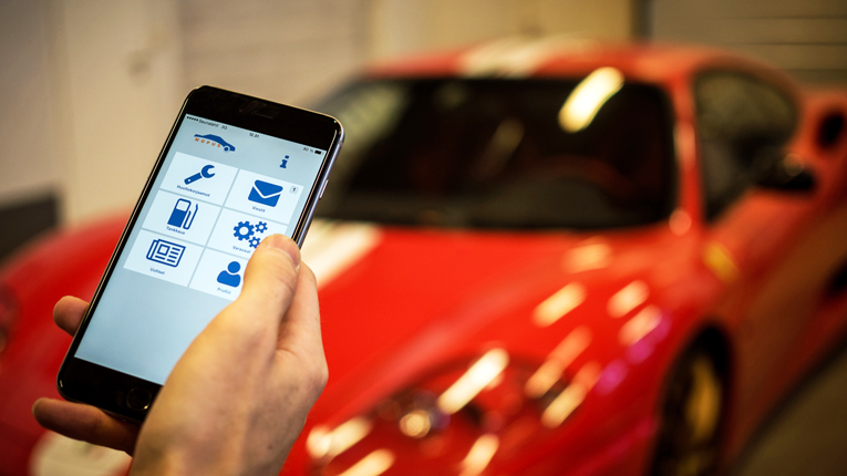 Eximap's Automopus app enables drivers to find the nearest service stations, repair workshops and spare parts for their cars.