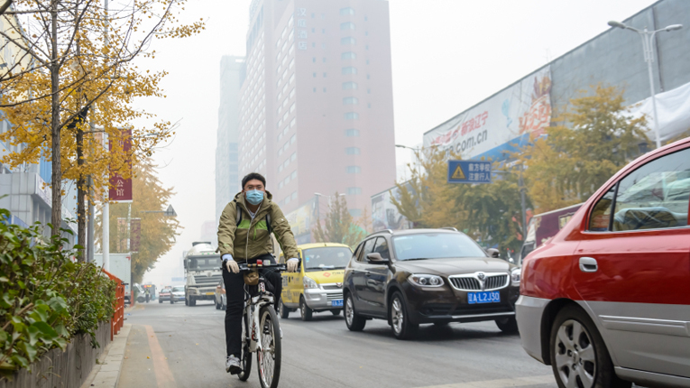 Finnish air purifier company Lifa Air is helping the Chinese people breathe amidst the country's massive problem with pollution.