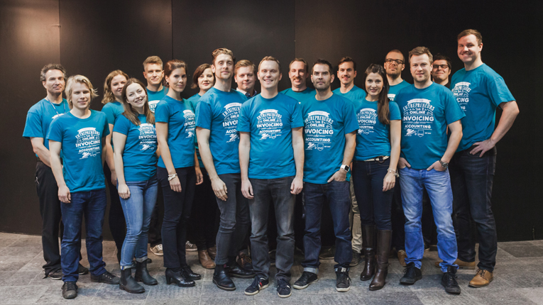 Finnish startup Zervant has been named as the most promising fintech startup in the Nordic countries.
