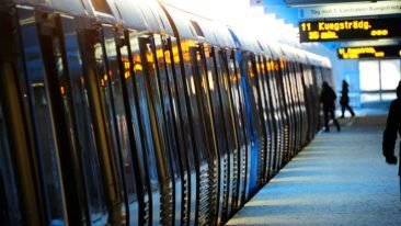 The agreement between Caverion and SL, Stockholm Public Transport, covers a wider range of services compared to an ordinary managed operations contract.
