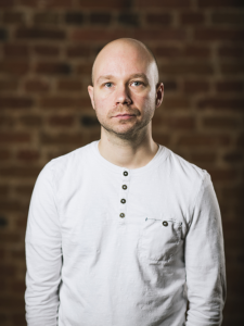 """""""VR headsets have a chance to change the world by providing a completely new platform for games and other content in a totally unprecedented way,"""" says Ville Kivistö, CEO and co-founder of Mindfield Games."""