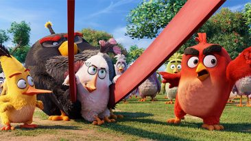 The Angry Birds Movie has so far reached 83 countries and number one position in 48 markets.