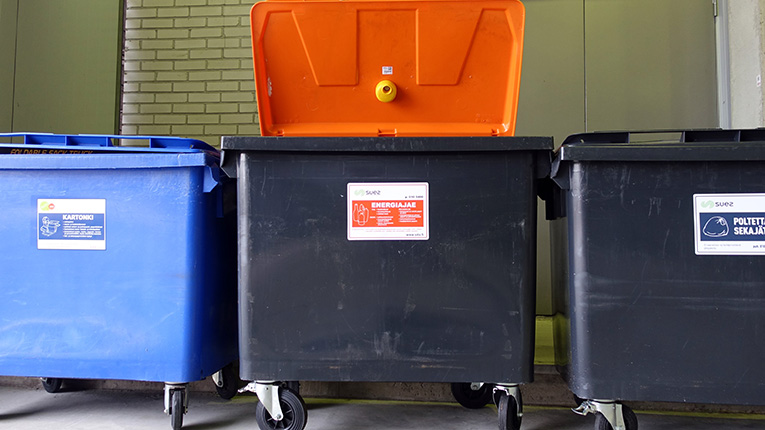 Finnish Enevo provides smart waste management solutions by, for example, collecting and analysing data from refuse containers across the world.