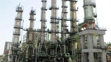 The upgrade will increase propylene production levels and enhance energy efficiency.
