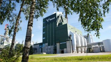 A new birch veneer peeling and drying line is to be built in Äänekoski on the Metsä Group's Pulp and Paperboard Industries' mill site.