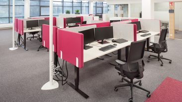 Isku will deliver Finnish-made office furniture to Norway.