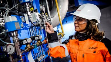 The delivery includes basic engineering and key process equipment of the concentrator, as well as supervision services.