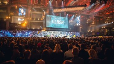 Slush wants to get people talking about how to build the future of the industry together.
