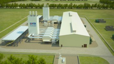 The Wärtsilä power plant will provide electricity for the city of Denton's industrial, residential and commercial needs.