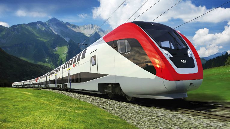 Canadian company Bombardier Transportation is a global leader in rail technology.
