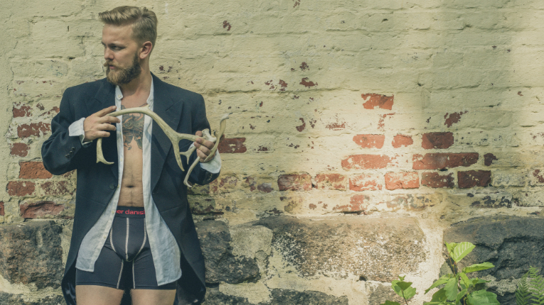 As underwear is worn all over the globe, The Other Danish Guy is facing a huge crowd of potential buyers.